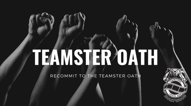 teamster oath