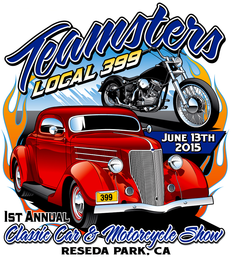 Teamsters Local St Annual Classic Car Motorcycle Show - Local classic car shows