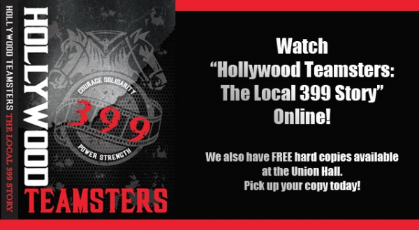 Home - Teamsters Local 399 Hollywood