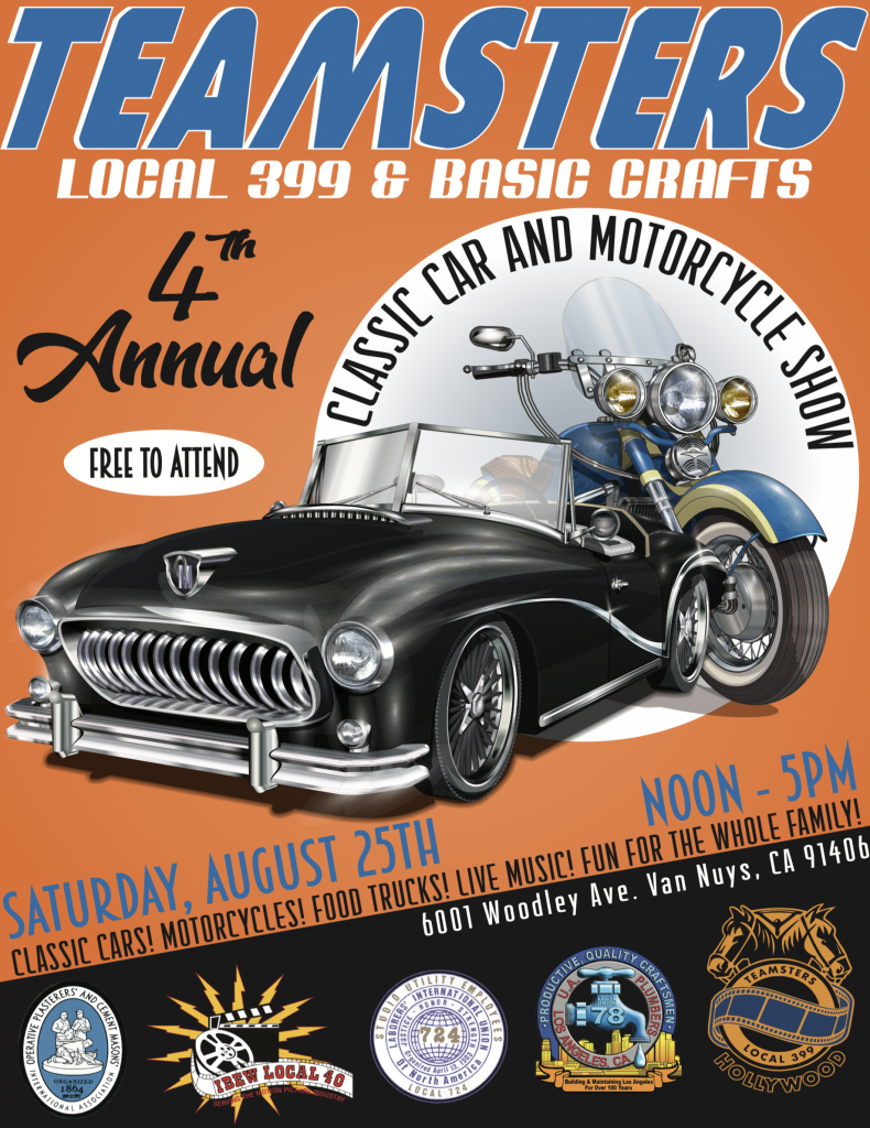 4th Annual Classic Car & Motorcycle Show